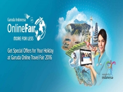 Up to 20% Savings on Flights with Garuda Indonesia's Online Travel Fair