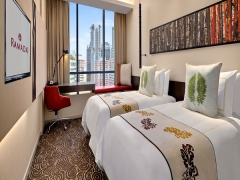 Take Advantage of this Exclusive Rate in Ramada Singapore at Zhongshan Park for PAssion Cardholders