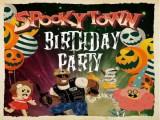 KidZania SpookyTown Birthday Party Package