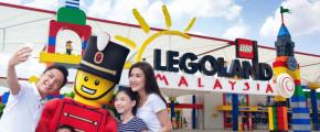 Legoland & Puteri Harbour Day Tripper